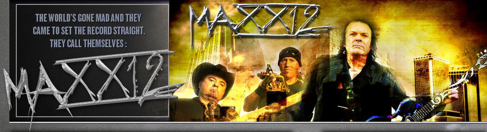 MAXX12 The Band